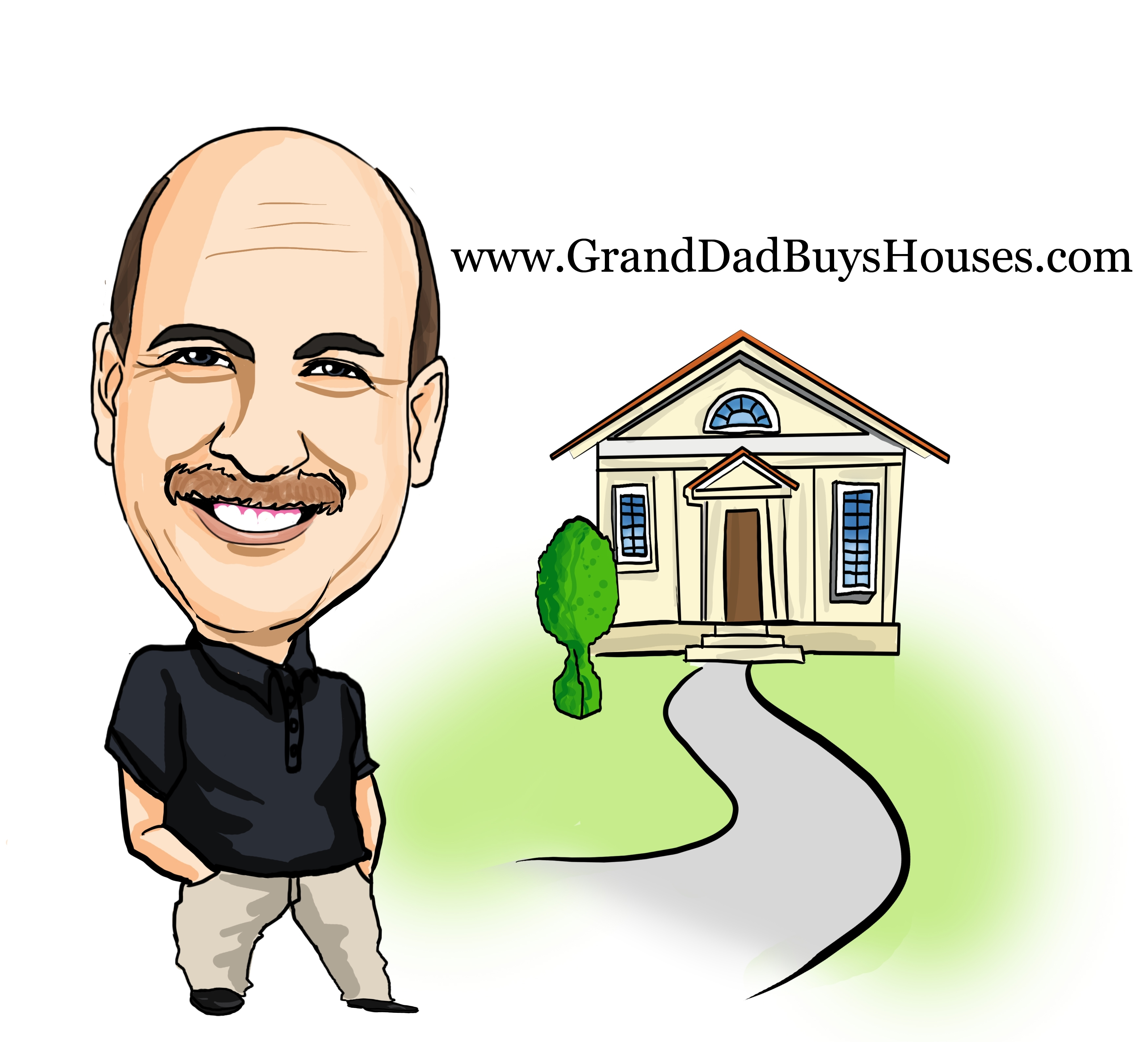 Grand Dad Buys Houses fast for Cash